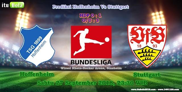 Prediksi Hoffenheim Vs Stuttgart - ituBola