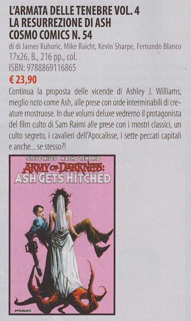 Army of Darkness #4: la resurrezione di Ash