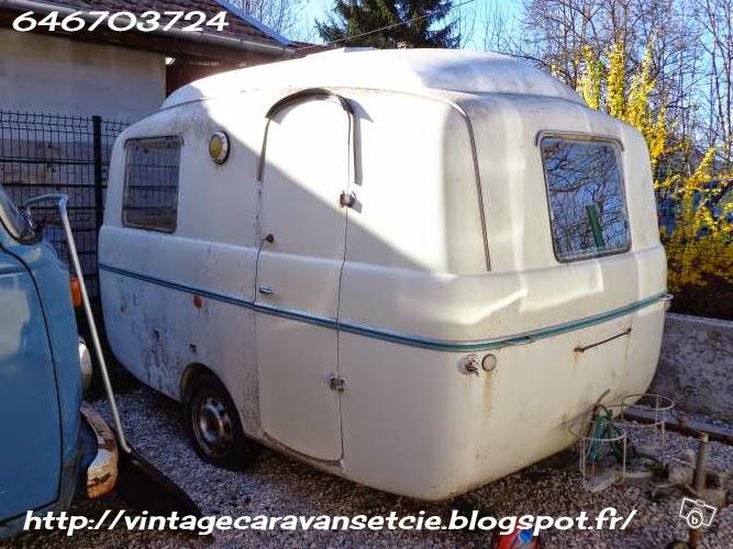 caravanes vintage et cie. Black Bedroom Furniture Sets. Home Design Ideas
