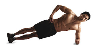 Side Bridge Abs Workout