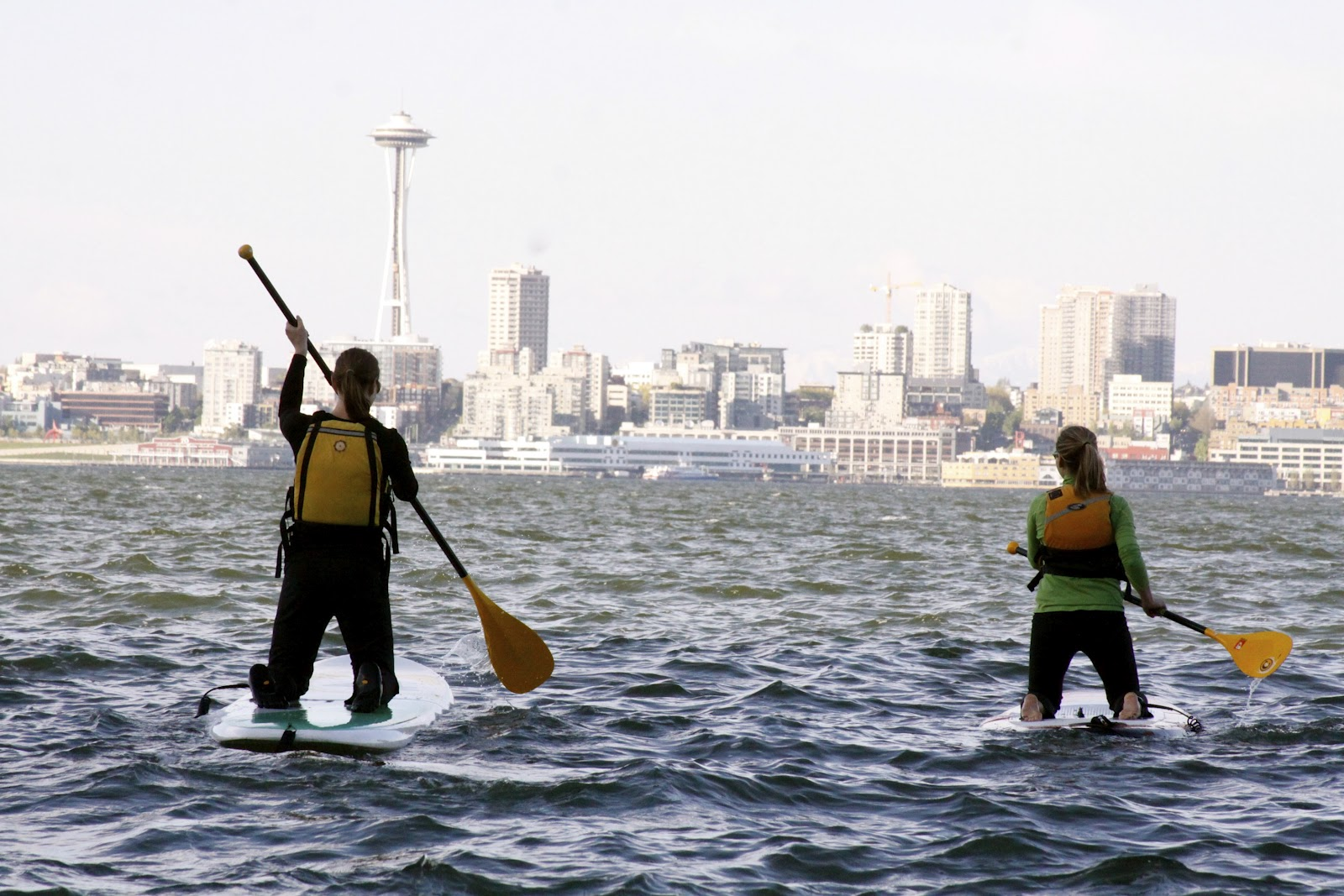 Seattle Stand up Paddle Boarding