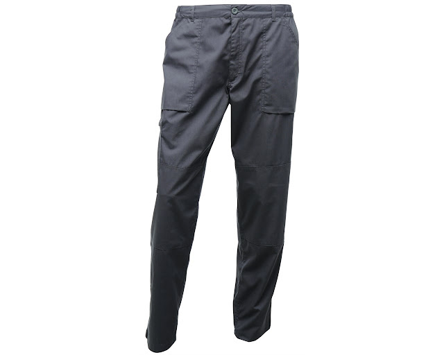 Regatta Action Trousers in Dark Grey
