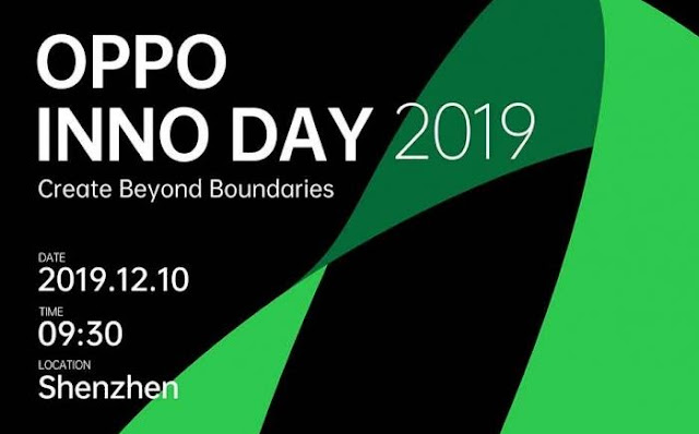 تعقد Oppo حدثًا يوم 10 ديسمبر لمشاركة رؤيتها 5G