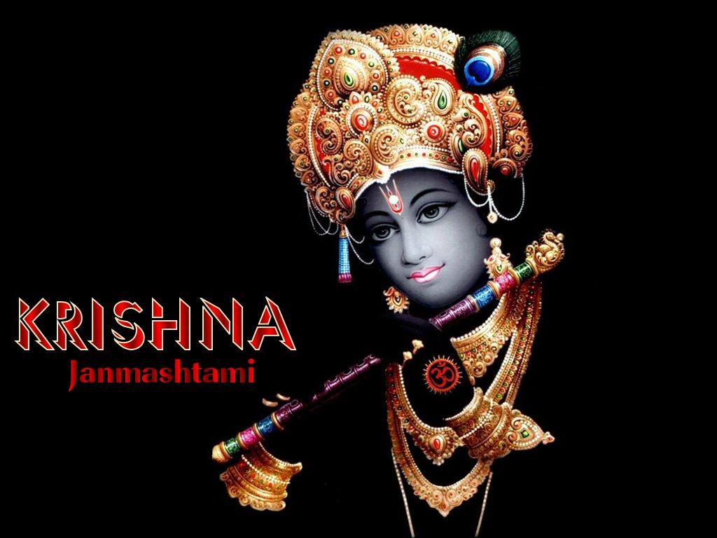 Celebrate Krishna Janmashtami Messages Hindi/English