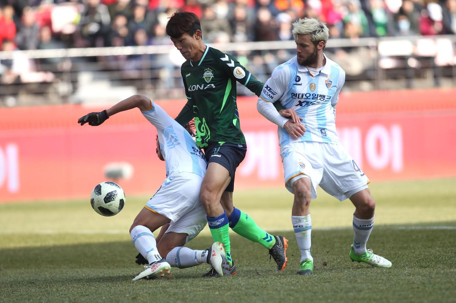 K League 1 Preview: Jeonbuk Hyundai Motors vs Ulsan Hyundai