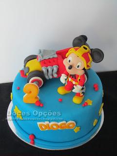cake disney mickey