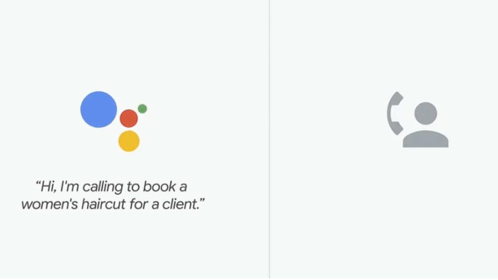 google assistant google duplex