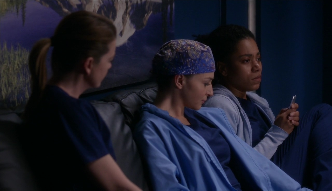 Grey's Anatomy 13x18 Be Still, My Soul