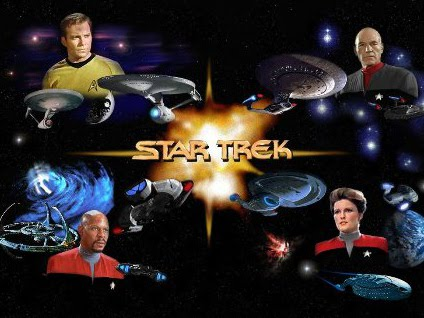 Top Five Star Trek Background Wallpaper Sites The Geek Twins