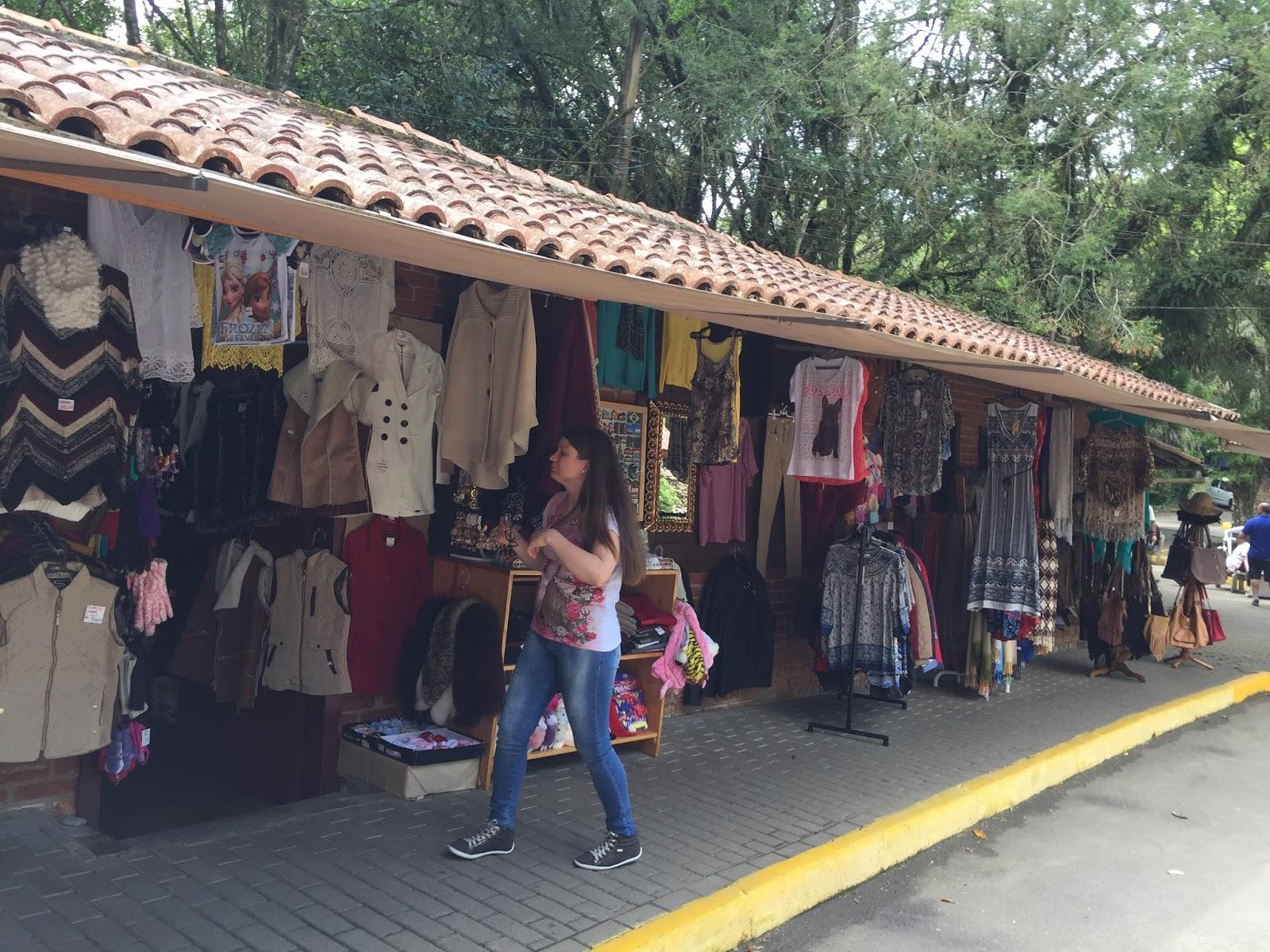 artesanato Parque do Caracol