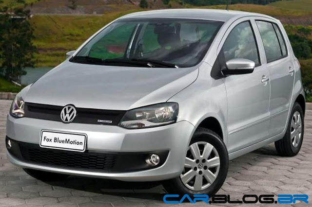 VW Fox Bluemotion 2013 - consumo quatro rodas