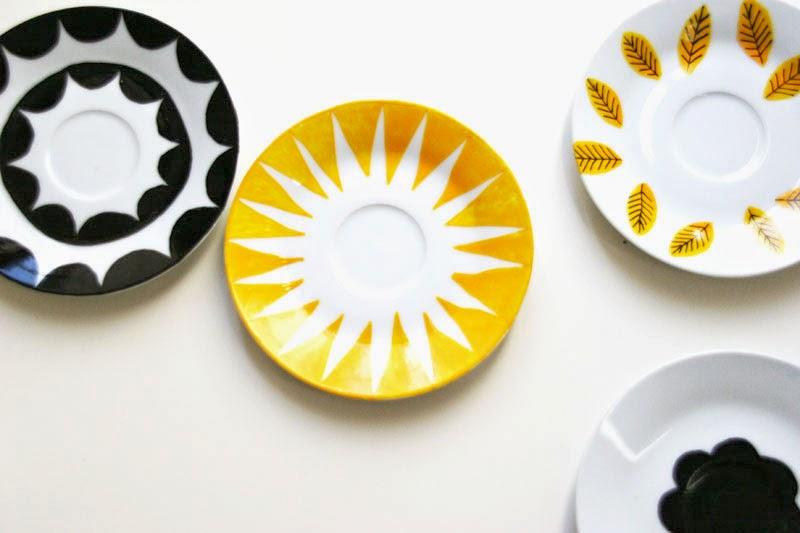 cómo pintar cerámica, talleres Maria Victrix