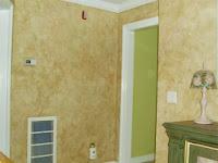 Kreasi cat antik wash paint dinding dan plafon   Call/WA: 085213336664