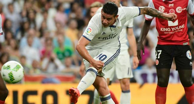 Kemenangan Pertama Real Madrid di La Liga
