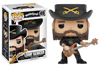 Funko Pop!  Lemmy Kilmister