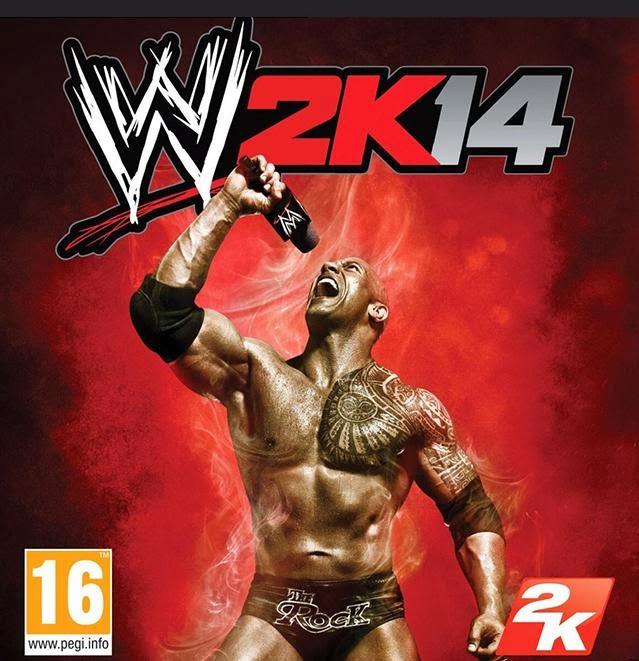 تحميل لعبة المصارعة الحرة WWE 2K14 فى اخر اصداراتها 2013 للكمبيوتر و لاجهزة البلاي ستاشن 3