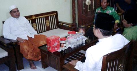 Dengar Penjelasan Gus Huda Terkait Haji Lewat Filipina, Gus Ipul Mengaku Gagal Paham
