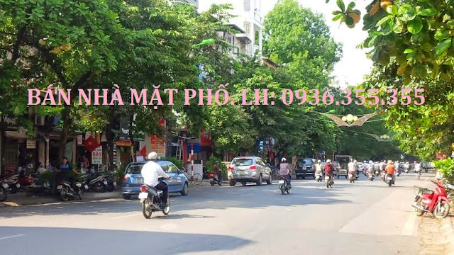 Chính chủ nhờ bán nhà mặt phố Bà Triệu, Hoàn Kiếm