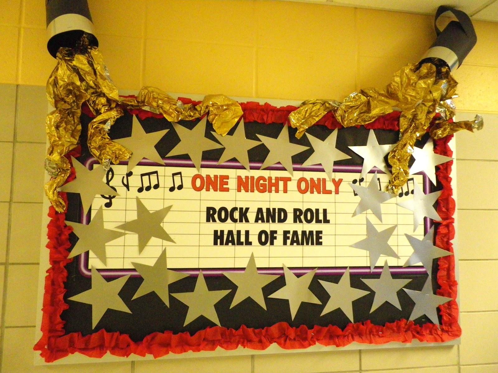 Fabulous In Fifth Rock StarHollywood Bulletin Board