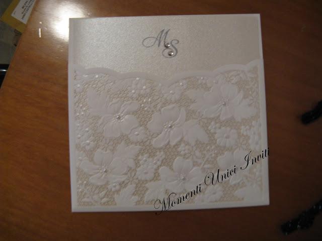 IMG_5309 Partecipazione mod. fiori a rilievo per una coppia di sposi di Agosto...Uncategorized