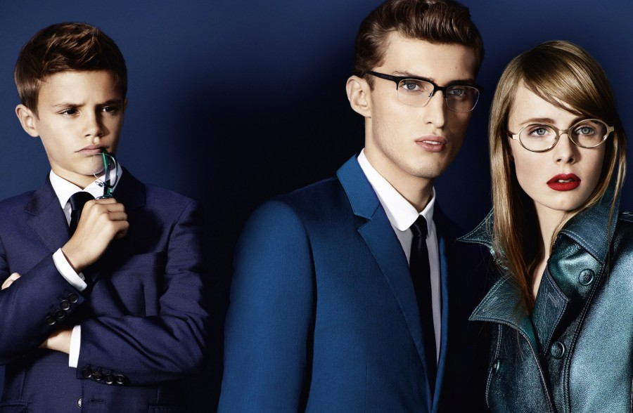 Burberry's Spring/Summer 2013 Ad Campaign has Landed!