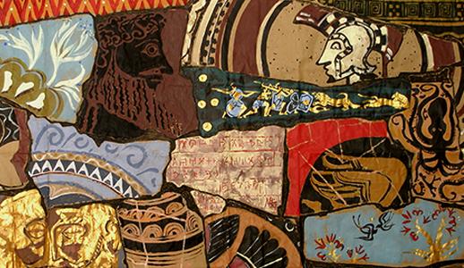 Σχέδιο και χρώμα στο Εθνικό Αρχαιολογικό Μουσείο