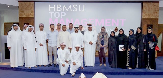 HBMSU Management and Learners hold productive dialogue to heighten learning experience and study life at the university