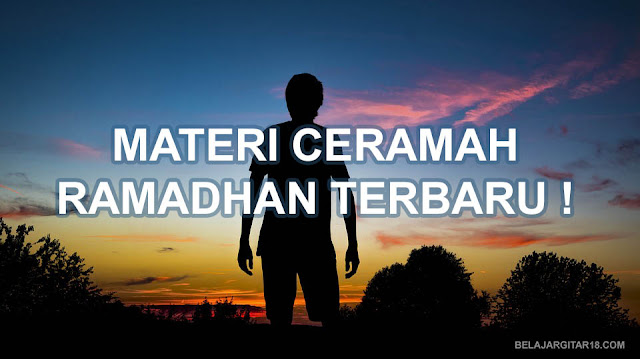 Ceramah Ramadhan Singkat dan Lucu