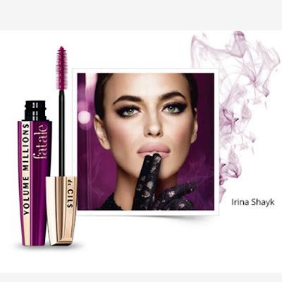 test gratuit 300 Mascara Volume Millions de Cils Fatale L'Oréal Paris.