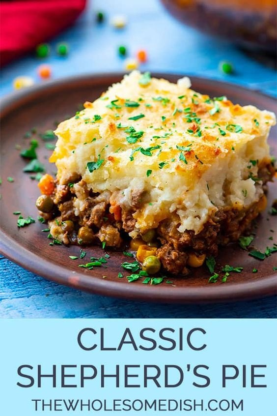 Best Classic Shepherd's Pie Recipe