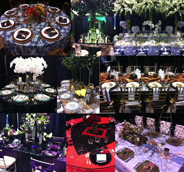 Inspirational Table Designs AXS Group Event Planning