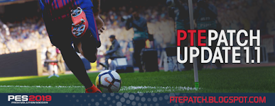 Pes 2019 Pte Patch 2019 3.0 Aio Season 2018/2019 3
