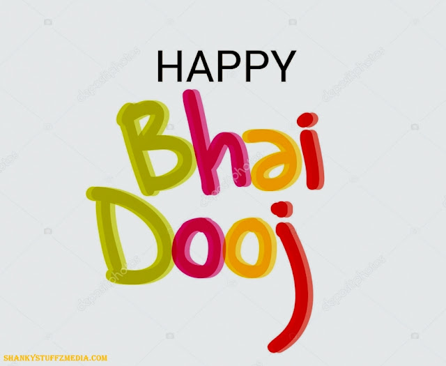 Best BHAI DOOJ Wishes, Greetings, Whatsapp Messages, Images