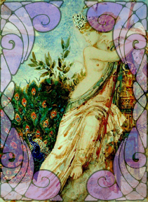 Juno by Gustave Moureau | Wicca, Magic, Witchcraft, Paganism