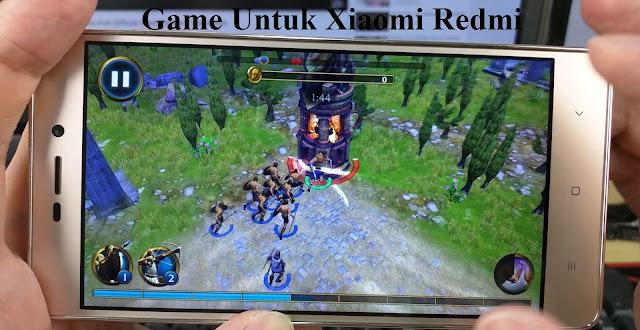 Game Untuk Xiaomi Redmi