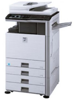 Sharp MX-2616N Printer Driver & Software Download