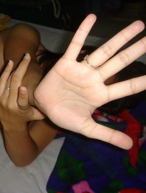 Hand Of Prostitute Palmistry