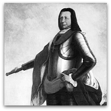 Gomes Freire de Andrade, o Conde de Bobadela: doou as terras onde fica Pelotas