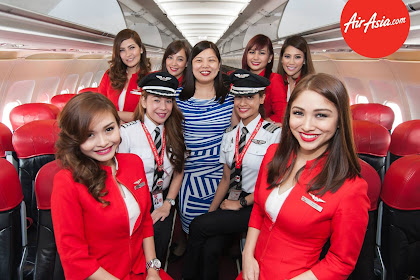 Lowongan Kerja Air Asia Periode Pendaftaran Hingga 6 November 2018
