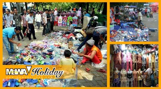 Wisata Ke Pasar Murah Di Bandung