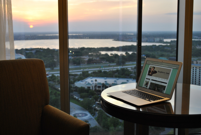 Orlando, Peabody, Hotel, Universal Studios, Keke's Breakfast Cafe, Bubba Gump Shrimp