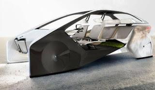 Interior Mewah Karya BMW