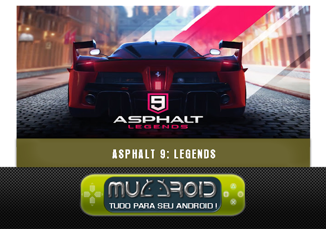 Asphalt 9: Legends v0.5.3a - APK - OBB - Download