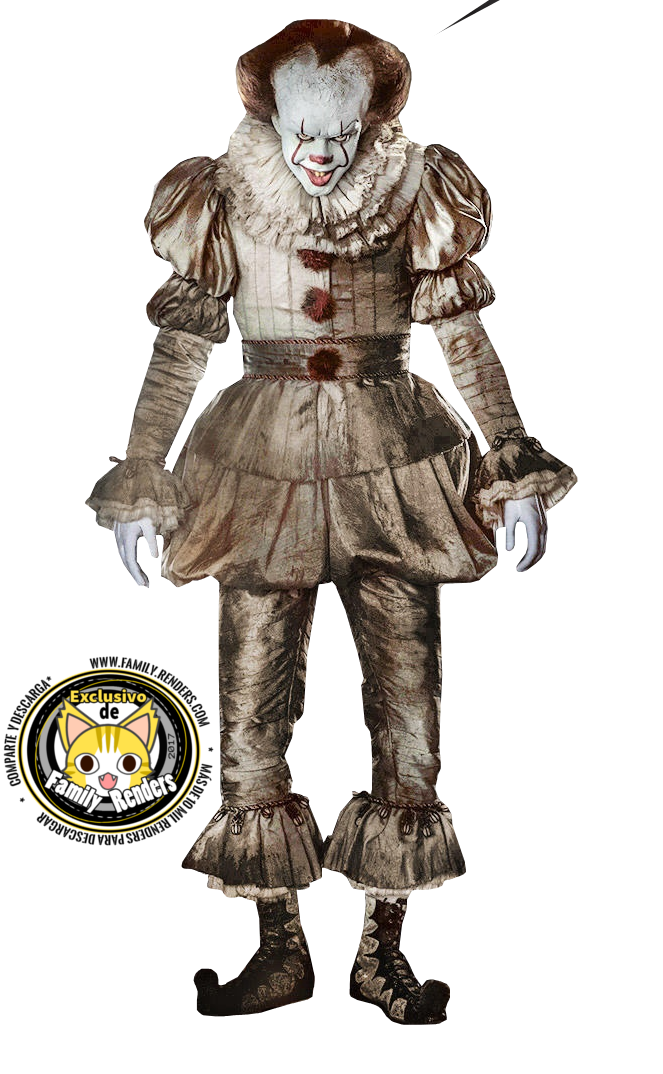 render Pennywise