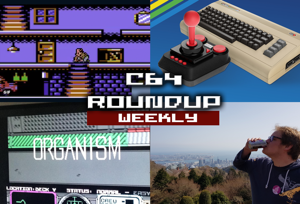 Indie Retro News: C64 Roundup is back - The Mini is here, all the