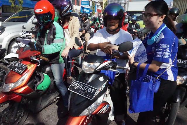 Yamaha menyambut Hari Customer