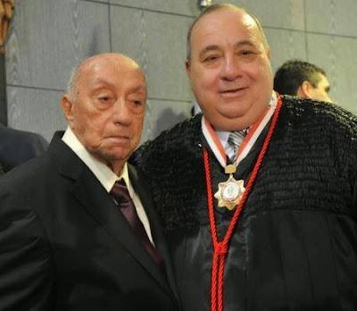 Morre em São Luís o pai do desembargador Guerreiro Junior