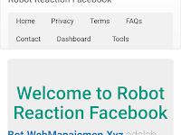 Cara install Bot Reaction Facebook 2018 terbaru work 100%