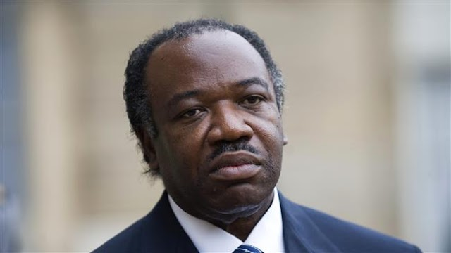 Gabon's Ali Bongo sworn in, starts second term as president