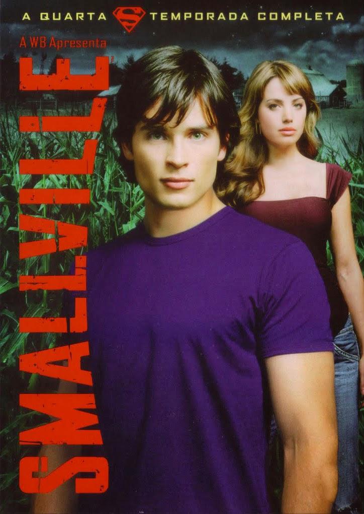 Smallville 4ª Temporada Torrent - Blu-ray Rip 720p Dublado (2004)